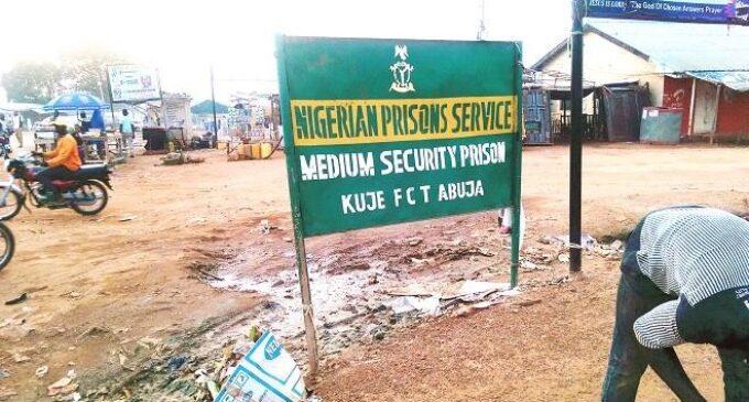 UPDATED: 'Indiscriminate' gunshots rock Kuje Prison