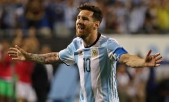 Messi returns to international football