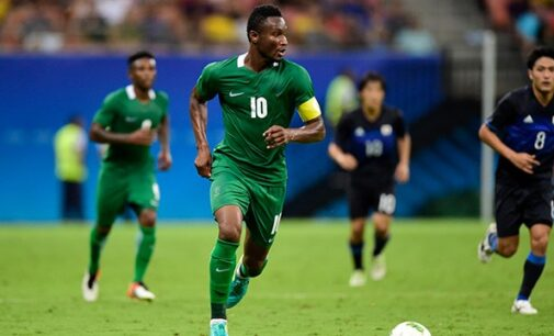 Rohr: Mikel remains Super Eagles captain until he says otherwise