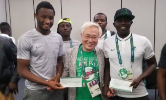 Takasu, Japanese surgeon, fulfills $390,000 promise to Dream Team