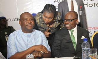 Wike accuses journalists of consipratorial silence on Rivers affairs
