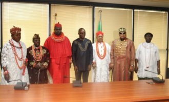 4 things Niger Delta monarchs want from FG if peace must return to the region