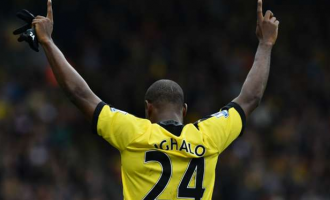 Ighalo signs new five-year deal with Watford