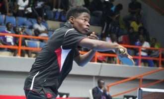 Nigeria's Omotayo wins silver at US table tennis tourney