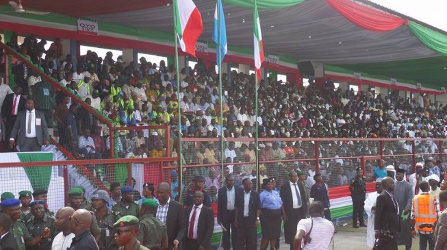 PDP 'cancels' convention, extends Makarfi's tenure by one year