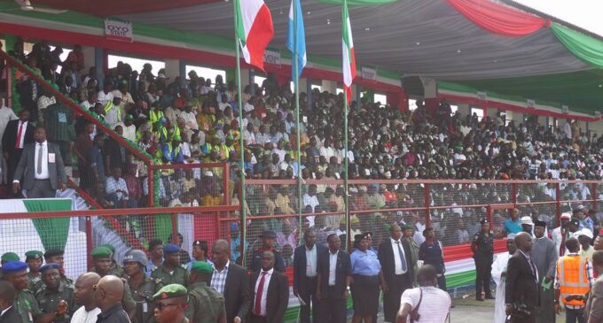 No going back… this convention will hold unfailingly, says PDP