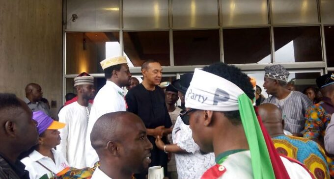 REPORTER'S DIARY: How PDP convention held without never really holding