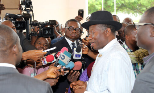Jonathan on Adeniyi's book: I'll soon give the true account of 2015 poll