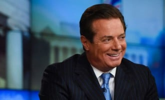 Manafort, Trump's campaign chairman, resigns