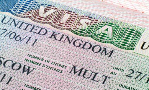 ICYMI: UK reopens visa application centres in Nigeria