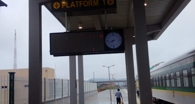 REPORTER'S DIARY: My first Abuja-Kaduna train ride delayed by 'poor visibility'… seriously!