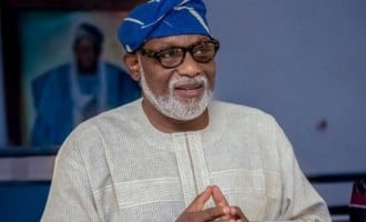 Akeredolu: Ask Tinubu why he is calling for Oyegun's head