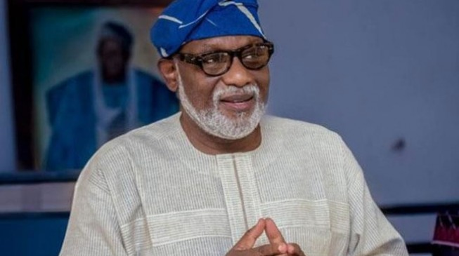 Abdusalam, ex-speaker of Ondo assembly, is Akeredolu's legislative aide