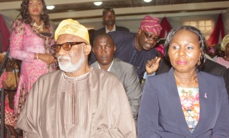 My husband stood by me when I battled cancer, says incoming Ondo first lady
