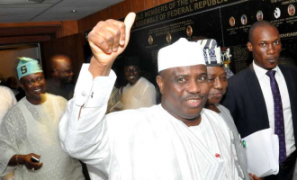 EXCLUSIVE: Tambuwal gets Buhari's nod to resolve Tinubu-Oyegun feud