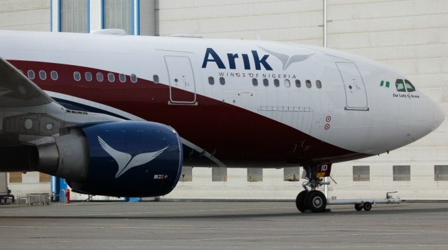 Arik speaks on emergency landing in Accra