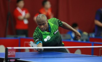 Quadri wary of Egyptian players ahead of ITTF Africa Cup