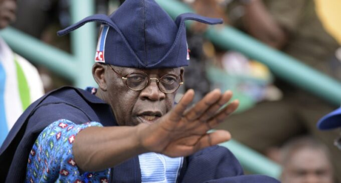 'We're fully ready to mobilise for him' — youth group backs Tinubu for 2023 presidency