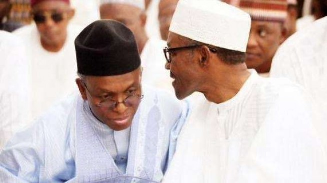 El-Rufai: Buhari directed me to punish 'traitor' Shehu Sani for disloyalty