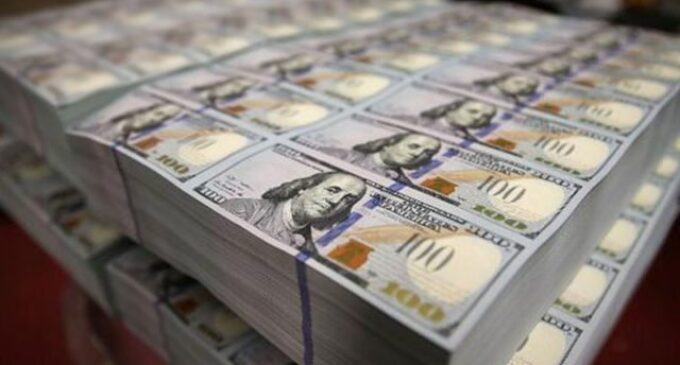 Foreign reserves decline for the first time in eight months