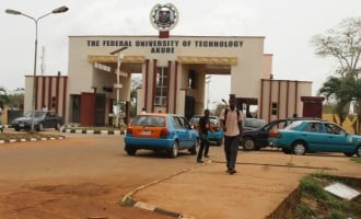 FUTA suspends students involved in assault of female schoolmate