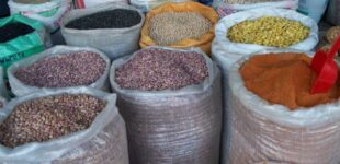 Global food prices hit 10-year high as Nigeria suffers heavy shortages
