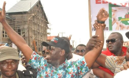 Obaseki leading Ize-Iyamu with over 20,000 votes — after 7 LGAs (updated)