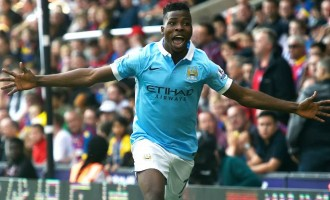 Iheanacho scores as Man City, Arsenal win