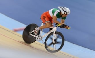 Iran's 'best' cyclist dies after  Paralympics accident