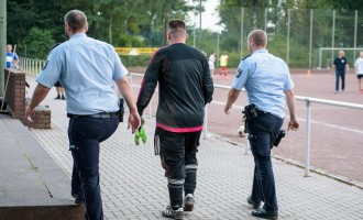 German goalkeeper arrested for conceding 43 goals in one match