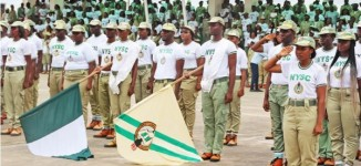 Corps member donates reading glasses to 240 eye patients in Kano