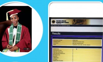 WASSCE candidate with 9 distinctions offered admission by 7 UK universities