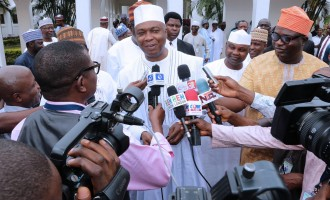 I'm not losing sleep over plan to remove me, says Saraki