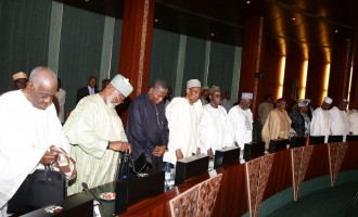 Jonathan shouldn't attend Council of State meetings