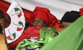 ICYMI: EFCC secures order to freeze N350m linked to Patience Jonathan