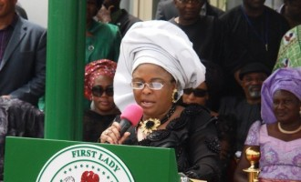 I've spent N3.5bn treating children with heart diseases, says Patience Jonathan