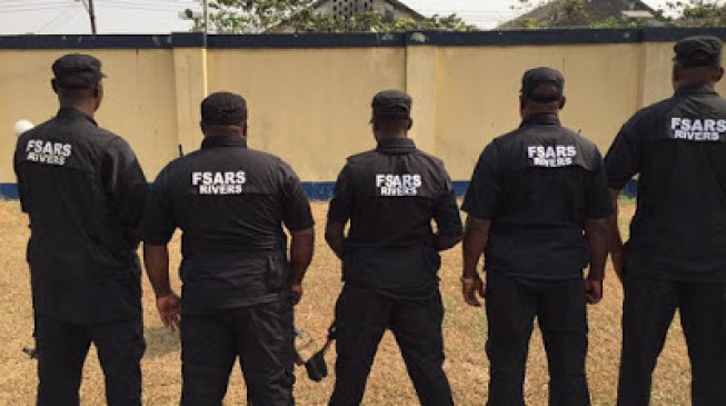 How bribe-seeking SARS officers confined Lagos-based writer to toilet for hours