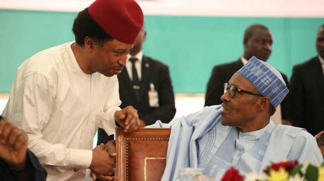 Shehu Sani pledges support for Buhari's re-election bid, gives reason for not leaving APC