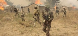 Two soldiers, three Boko Haram fighters killed in Yobe clash
