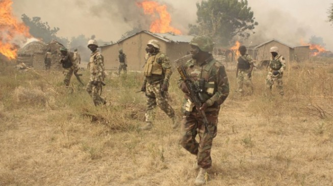 Many troubles of the Nigerian Army