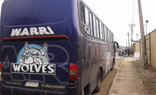 Robbers attack Warri Wolves officials, seize N3.5m players' bonus