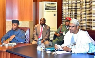 Buhari welcomes $5bn investment from India