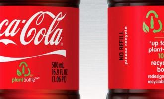 Dow Jones names Coca-Cola global beverage leader for SDGs