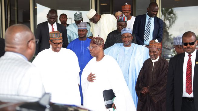 Nigeria: A political theatre of the hilariously absurd