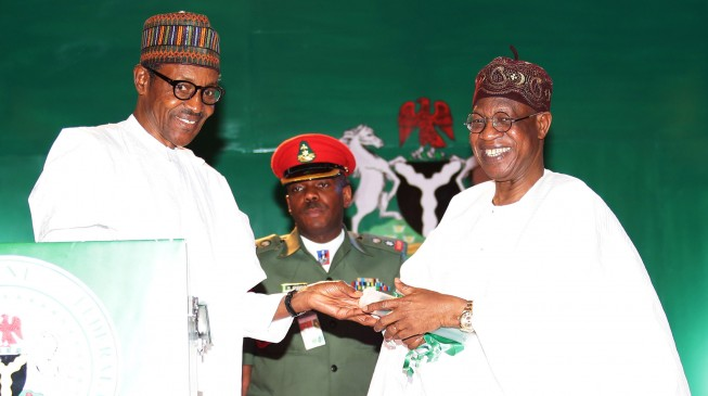 The real looters list that Buhari and Lai don't want you to know
