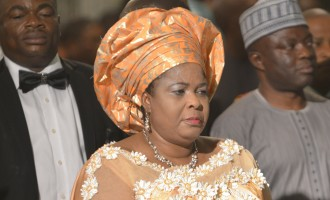 Patience Jonathan asks court to release money seized from her