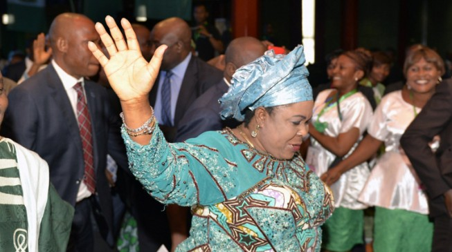 REVEALED: Jonathan's wife called Adoke 'useless man' for not disqualifying Buhari in 2015
