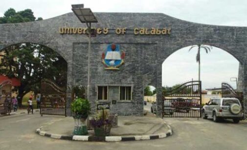 ICYMI: UNICAL directs non-teaching staff to resume with cutlasses for sanitation