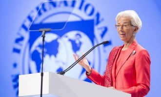 Lagarde: Trade has become political football — and our founding fathers would be concerned