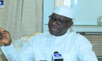 Jibrin slams N1bn suit on reps after suspension